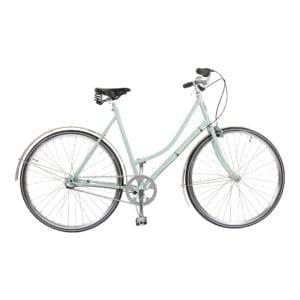 nørrebro cykel dame grå